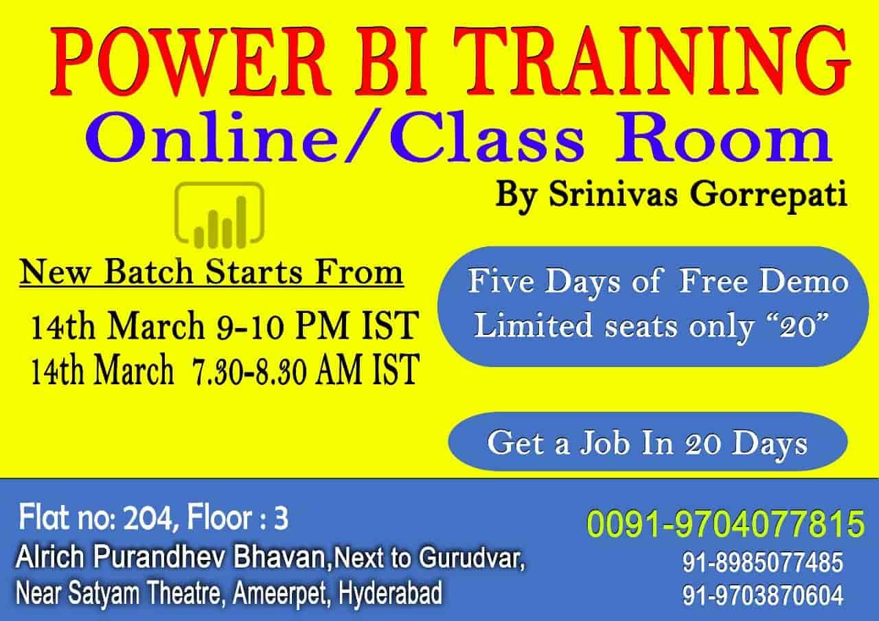 Power Bi Guru E Solutions Photos, Marathahalli, Bangalore- Pictures