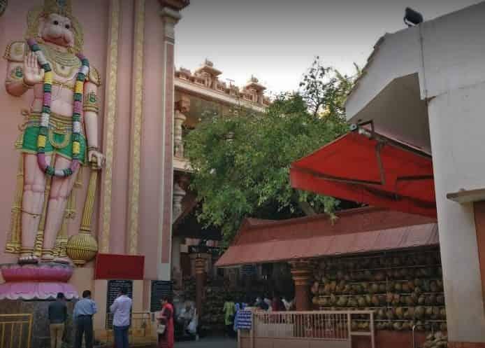 Sri Karyasiddhi Hanuman Temple, Girinagar - Temples in