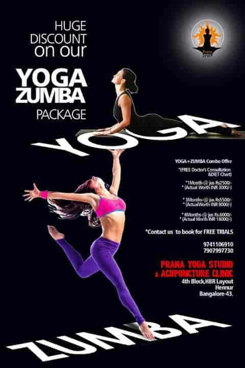 Prana Yoga Studio and Acupuncture Clinic, Hennur Main Road