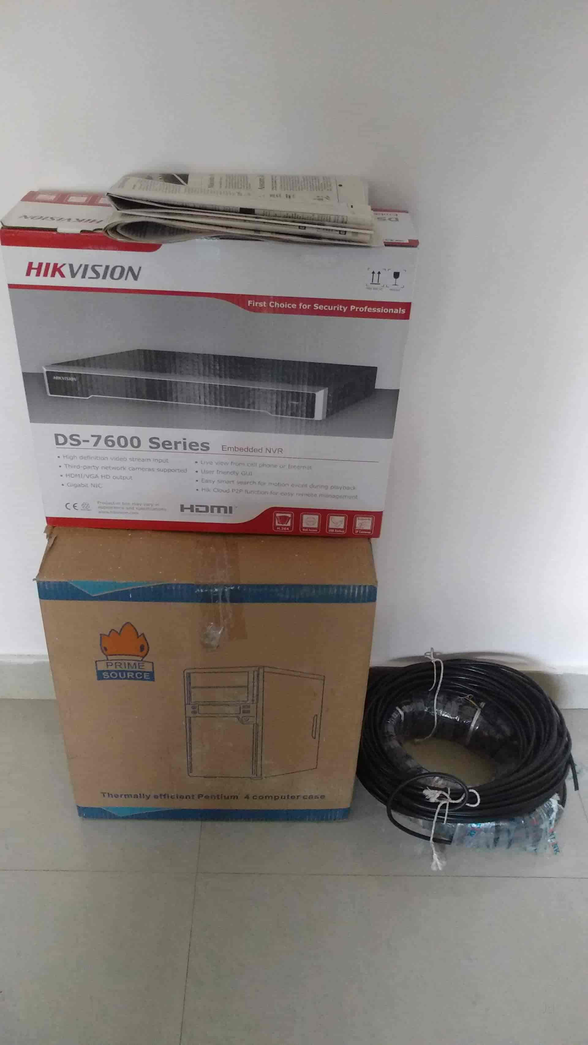 Atul Enterprises, Basavanagudi - CCTV Installation Services in