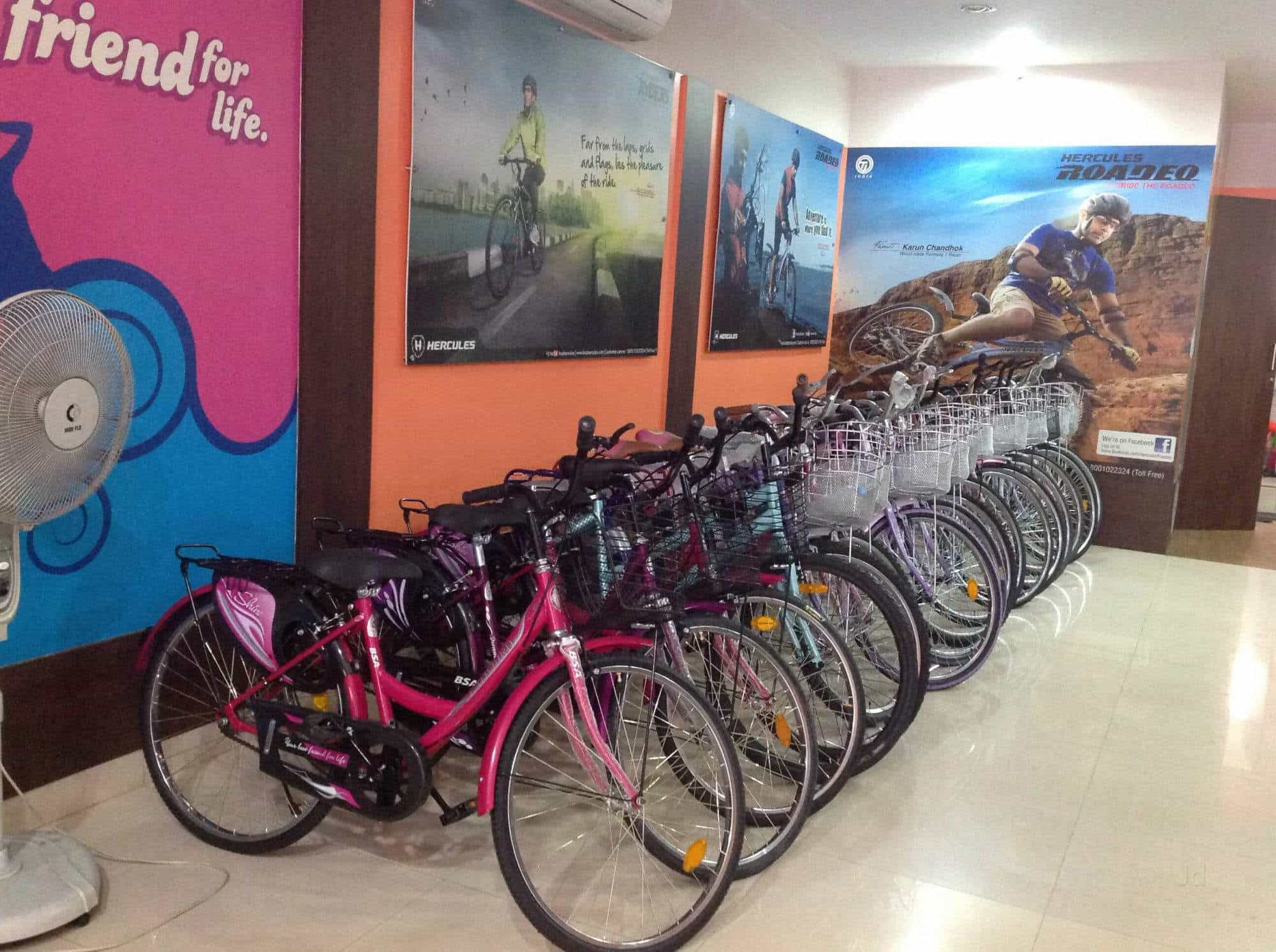 Sharada Cycle Watch Store Photos, Jayanagar 9th Block, Bangalore