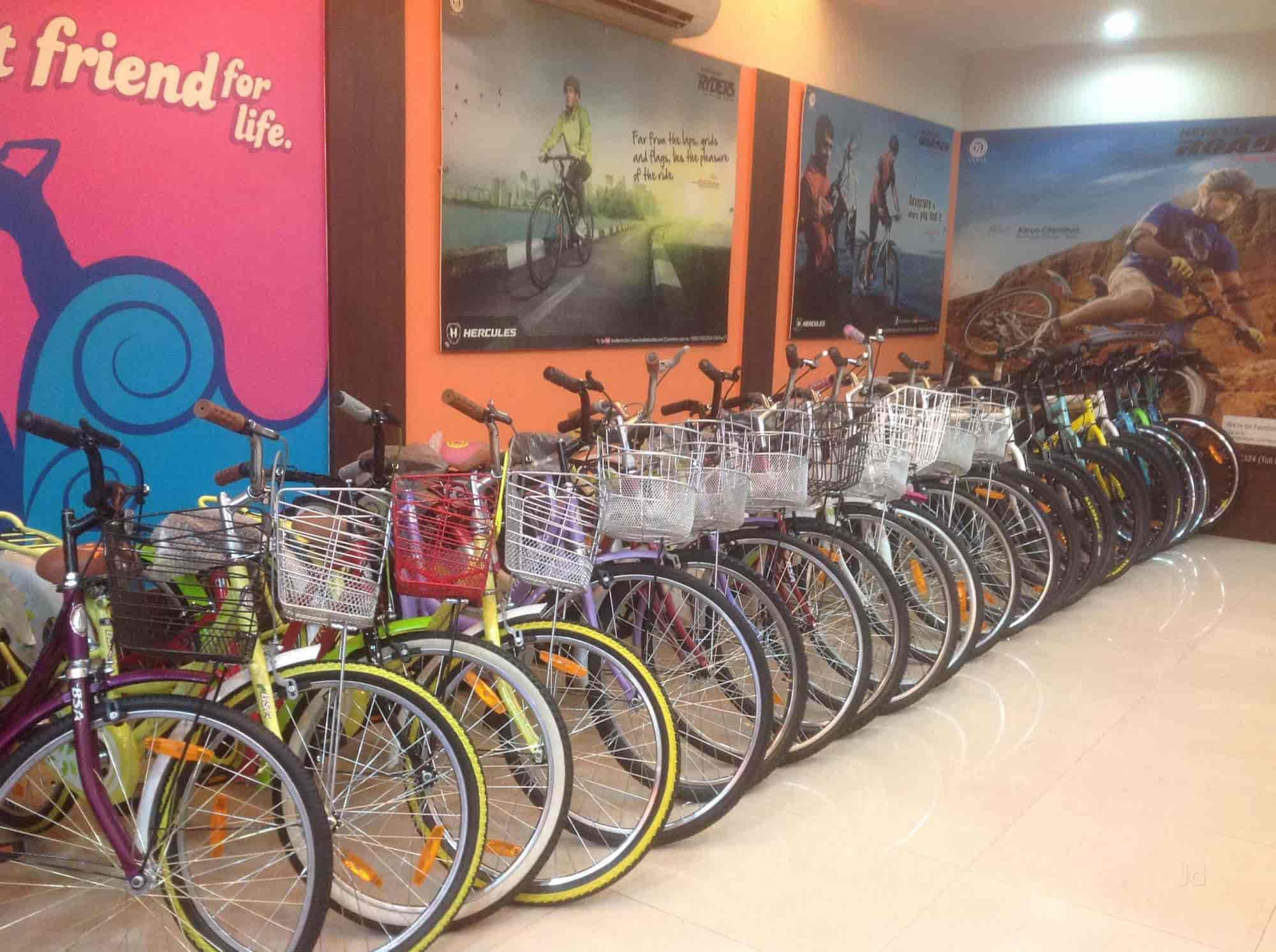 Sharada Cycle & Watch Store, Jayanagar 9th Block - Bicycle Dealers