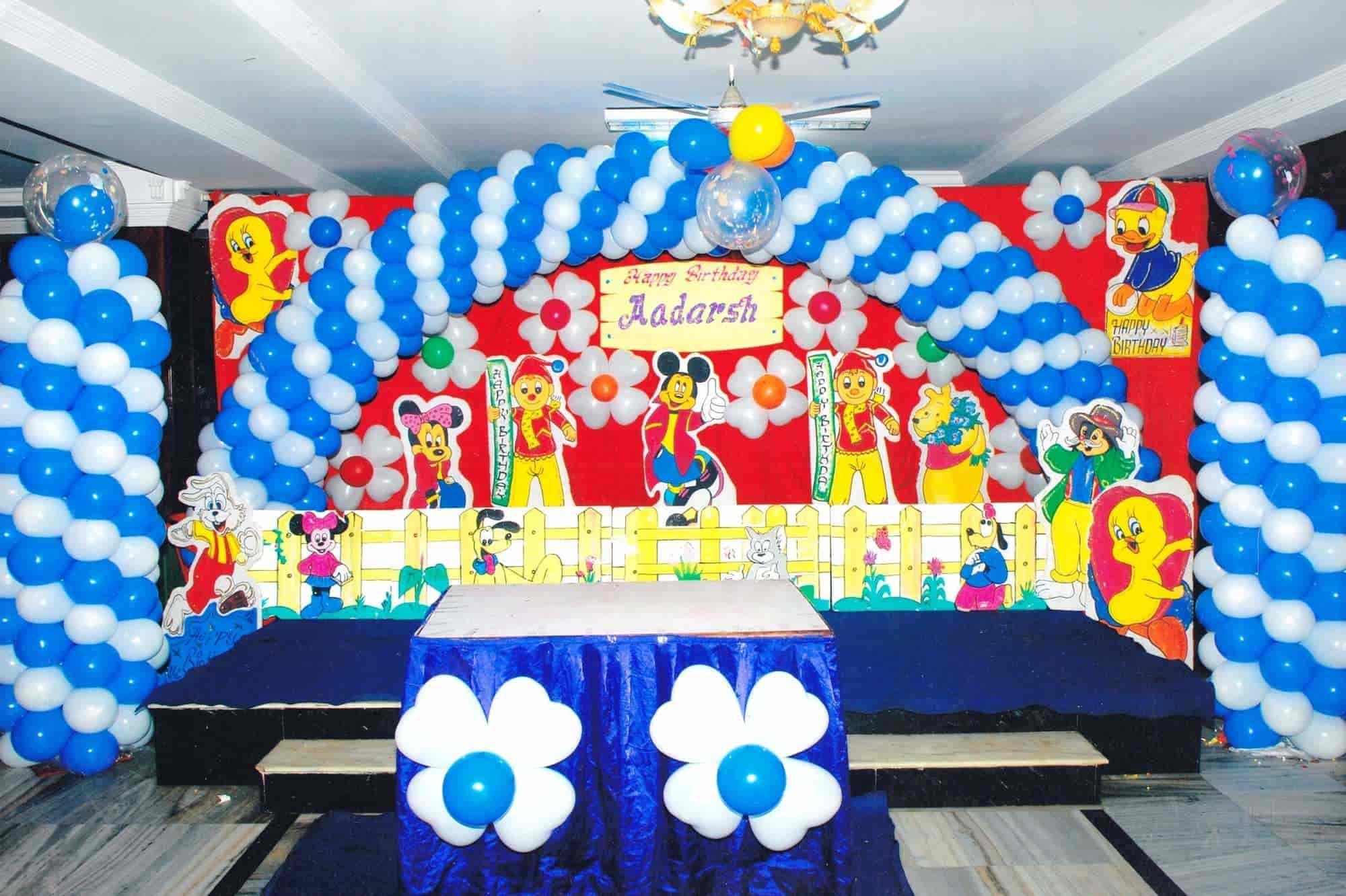 A T Balloon Decoration Photos Maruthi Sevanagar Bangalore