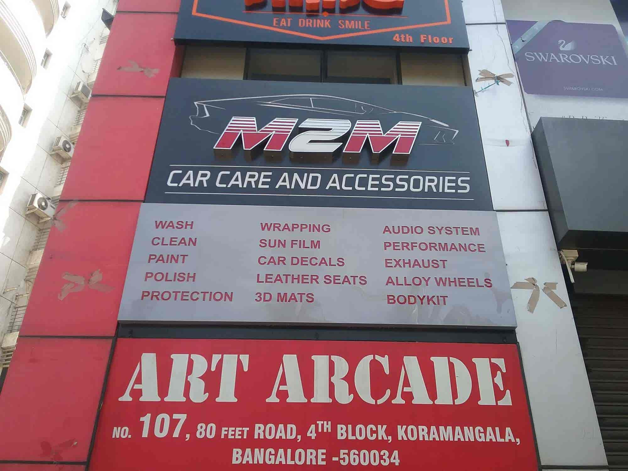 M2m Car Care And Accessories, Koramangala - Second Hand Car