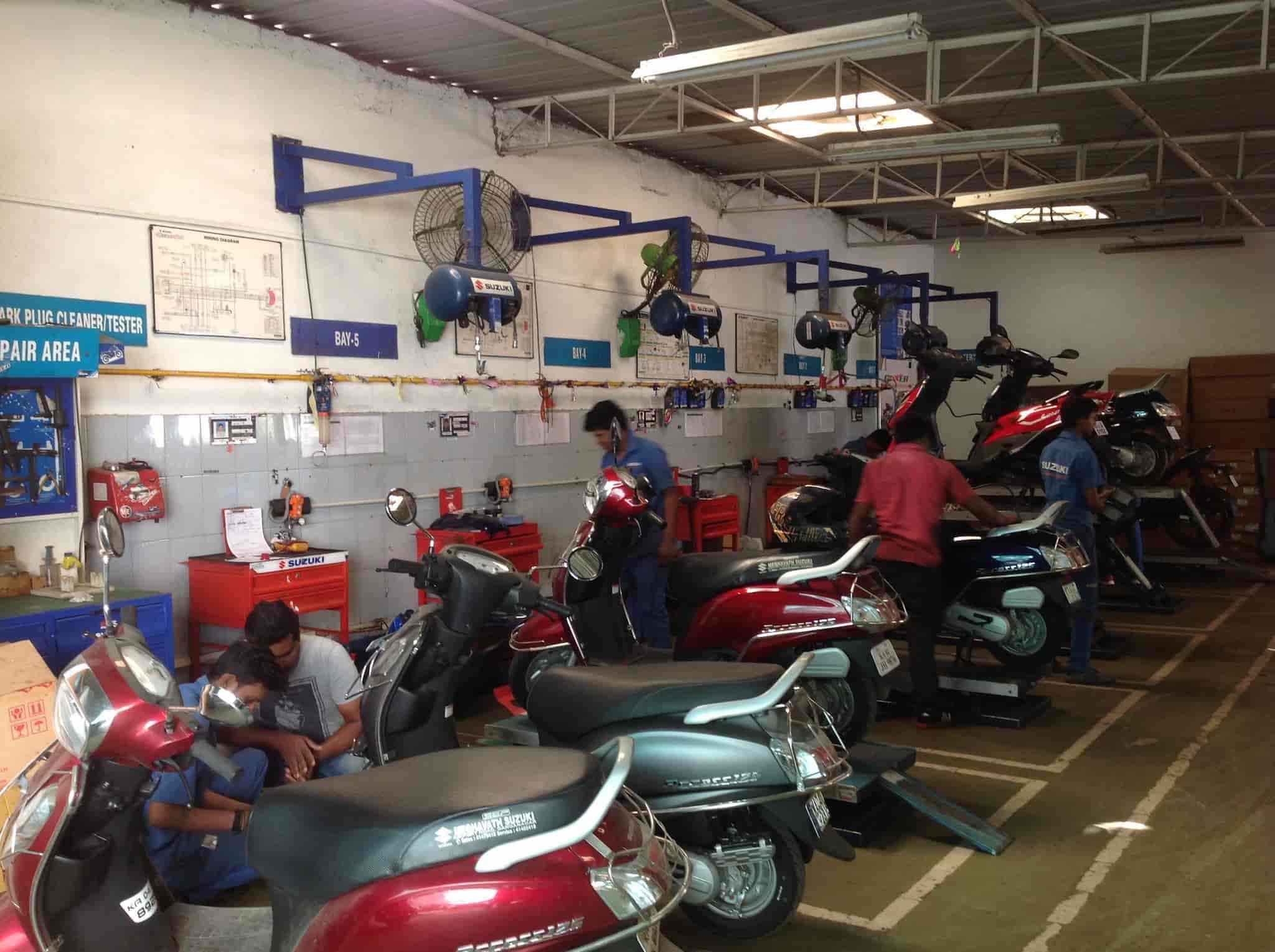 Megavath Suzuki Service Centre, Ganganagar - Motorcycle