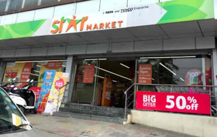 Star Market, Nagarbhavi - Supermarkets in bangalore - Justdial