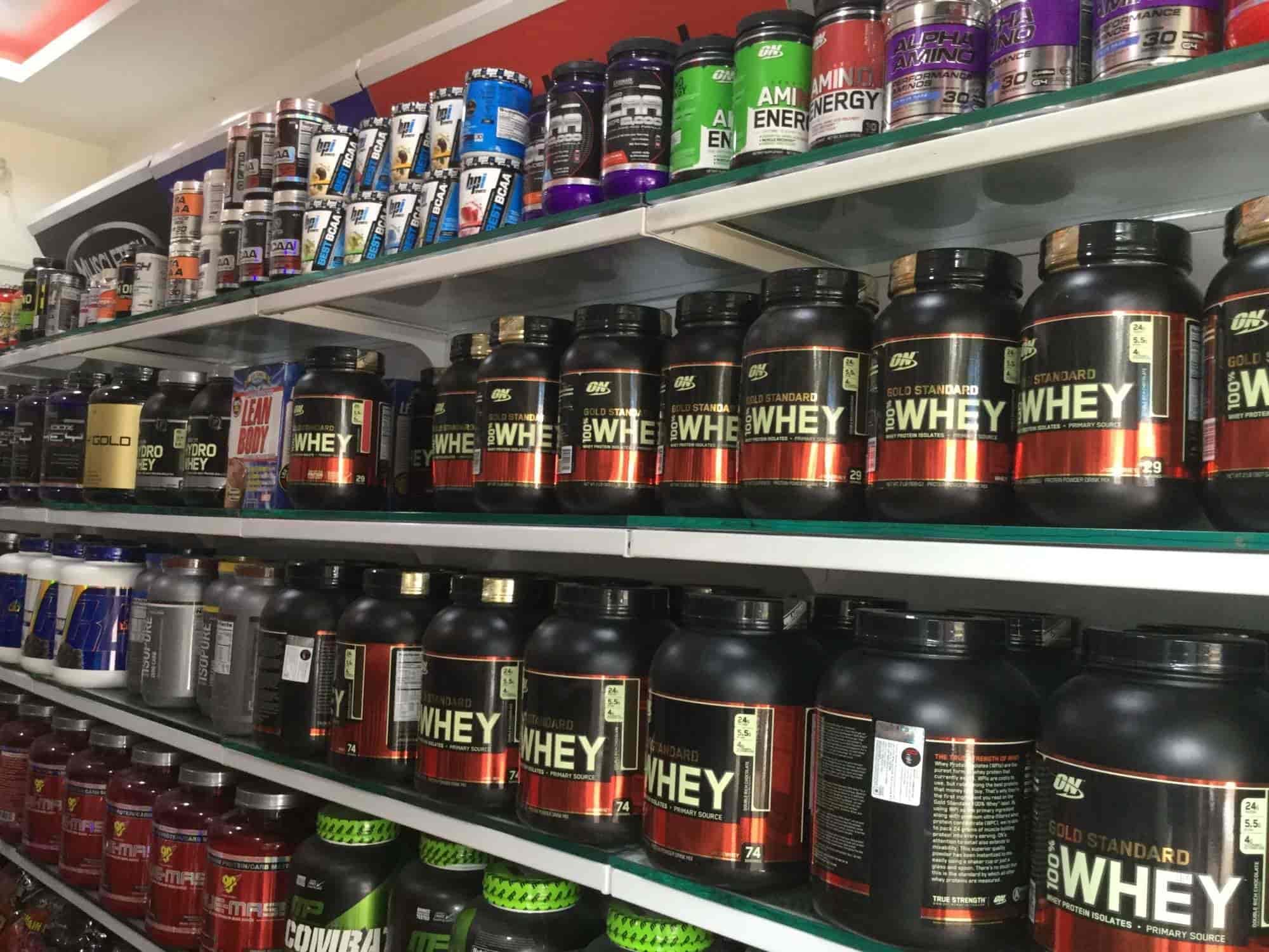 Muscle Mechanic Nutrition Depot Sanjay Nagar Protein Supplement