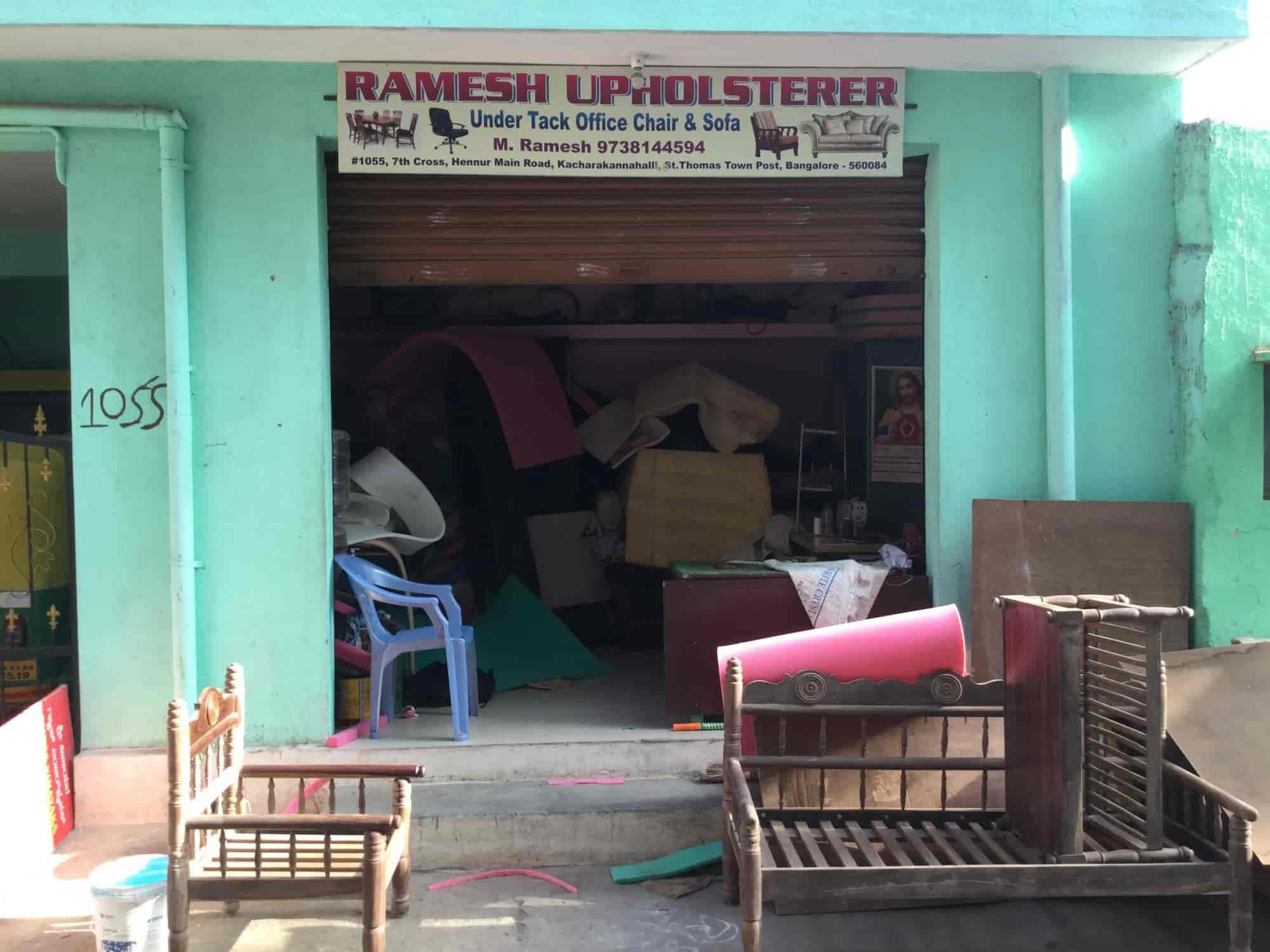 Ramesh Upholstery Hennur Road Sofa
