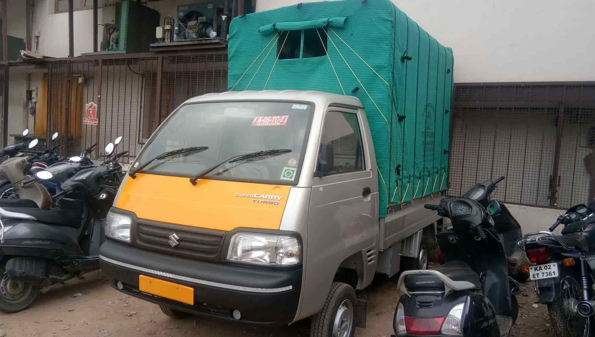 Maruti Suzuki Super Carry Photos Mission Road Bangalore Pictures