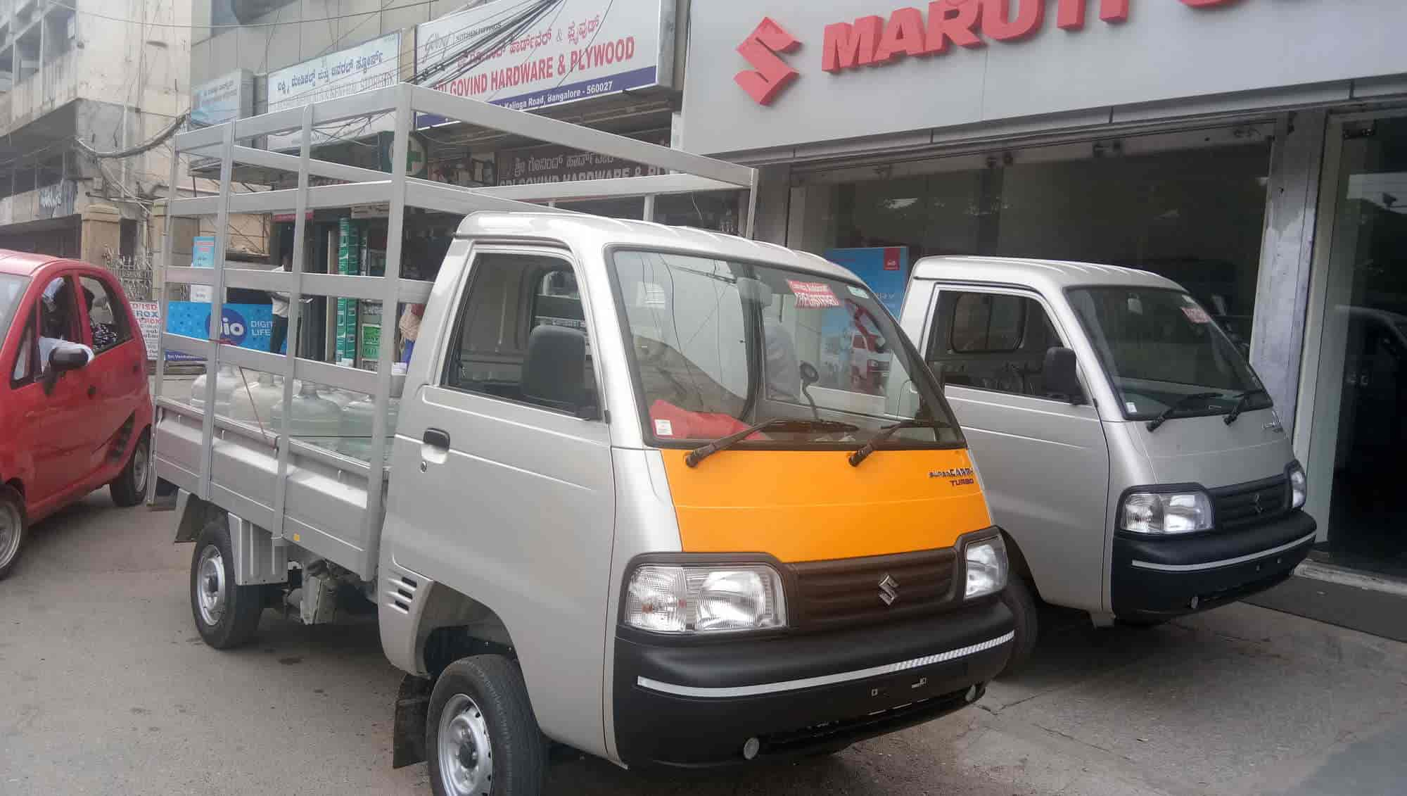 Maruti Suzuki Super Carry Mission Road Commercial Vehicle Dealers