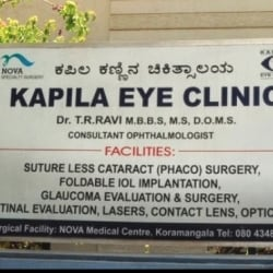 Dr  T R Ravi - Ophthalmologists - Book Appointment Online