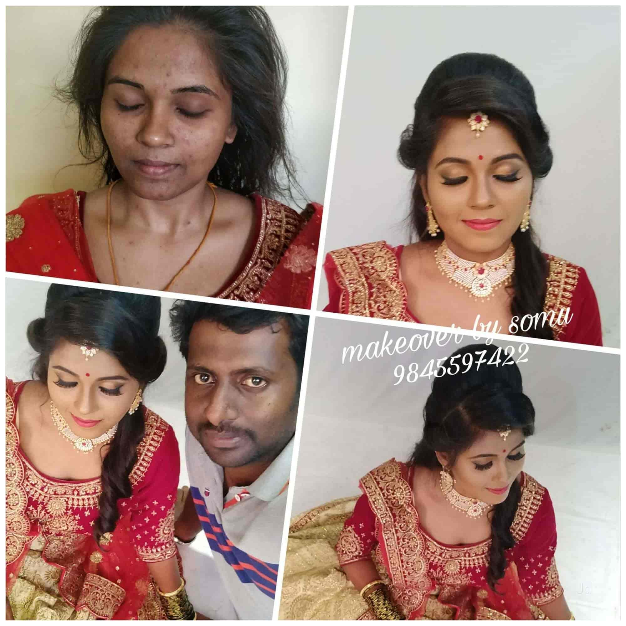 Somu Bridal Make Up Artist Jp Nagar