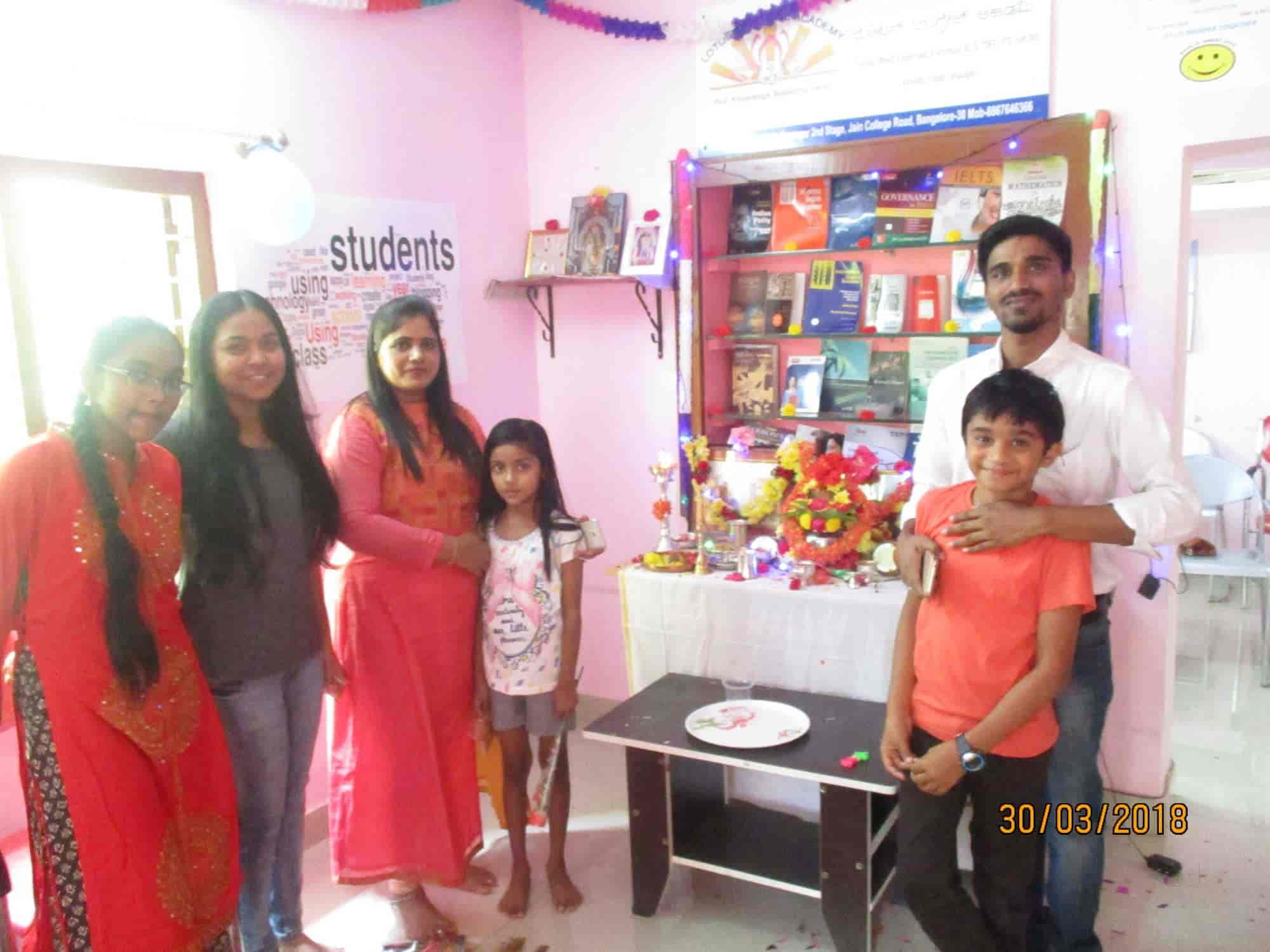 Lotus Language Academy Indiranagar Language Classes For English Conversation In Bangalore Justdial
