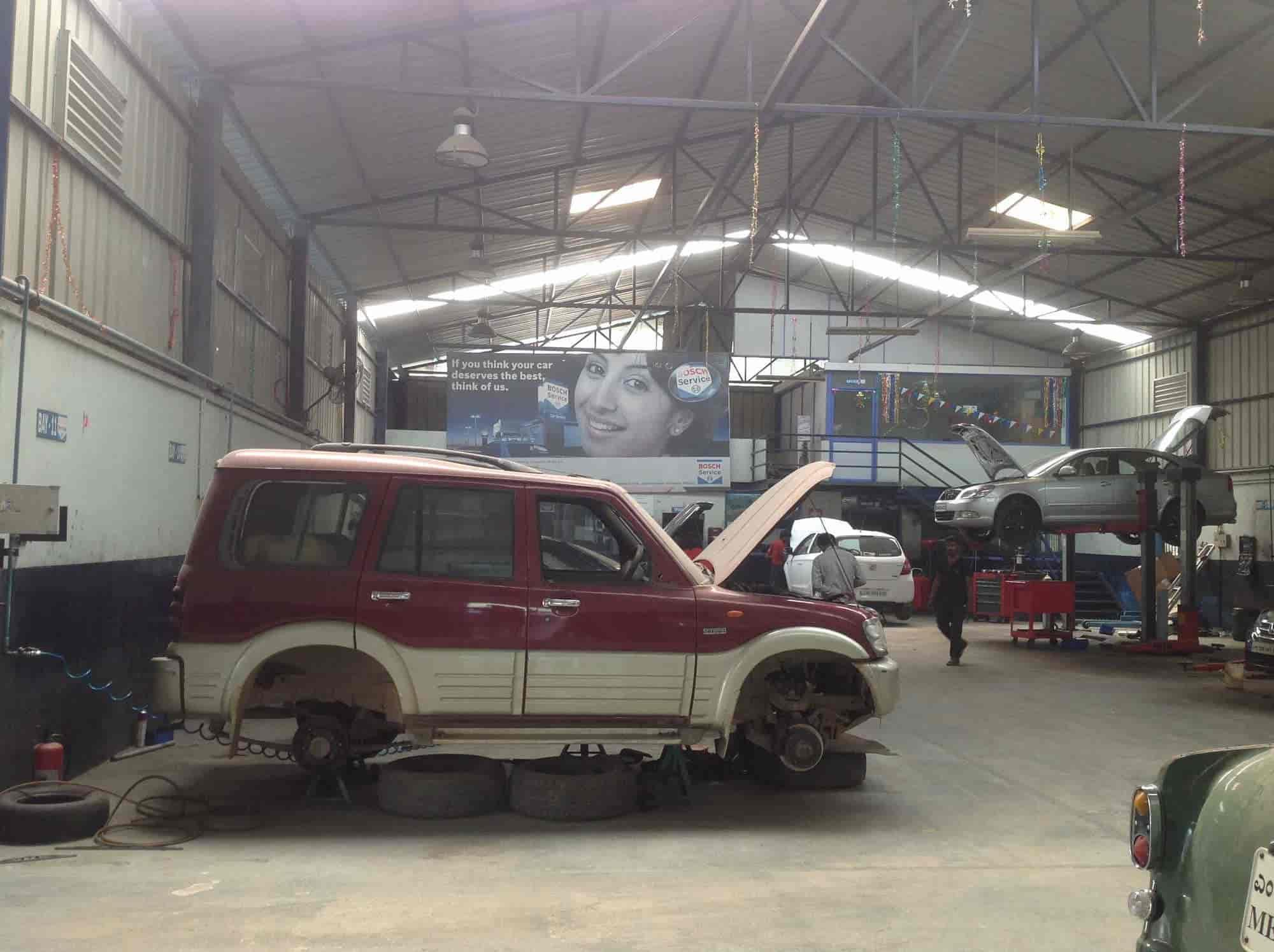 S R Motors Bosch Car Service, Mahadevapura - Car Repair & Services