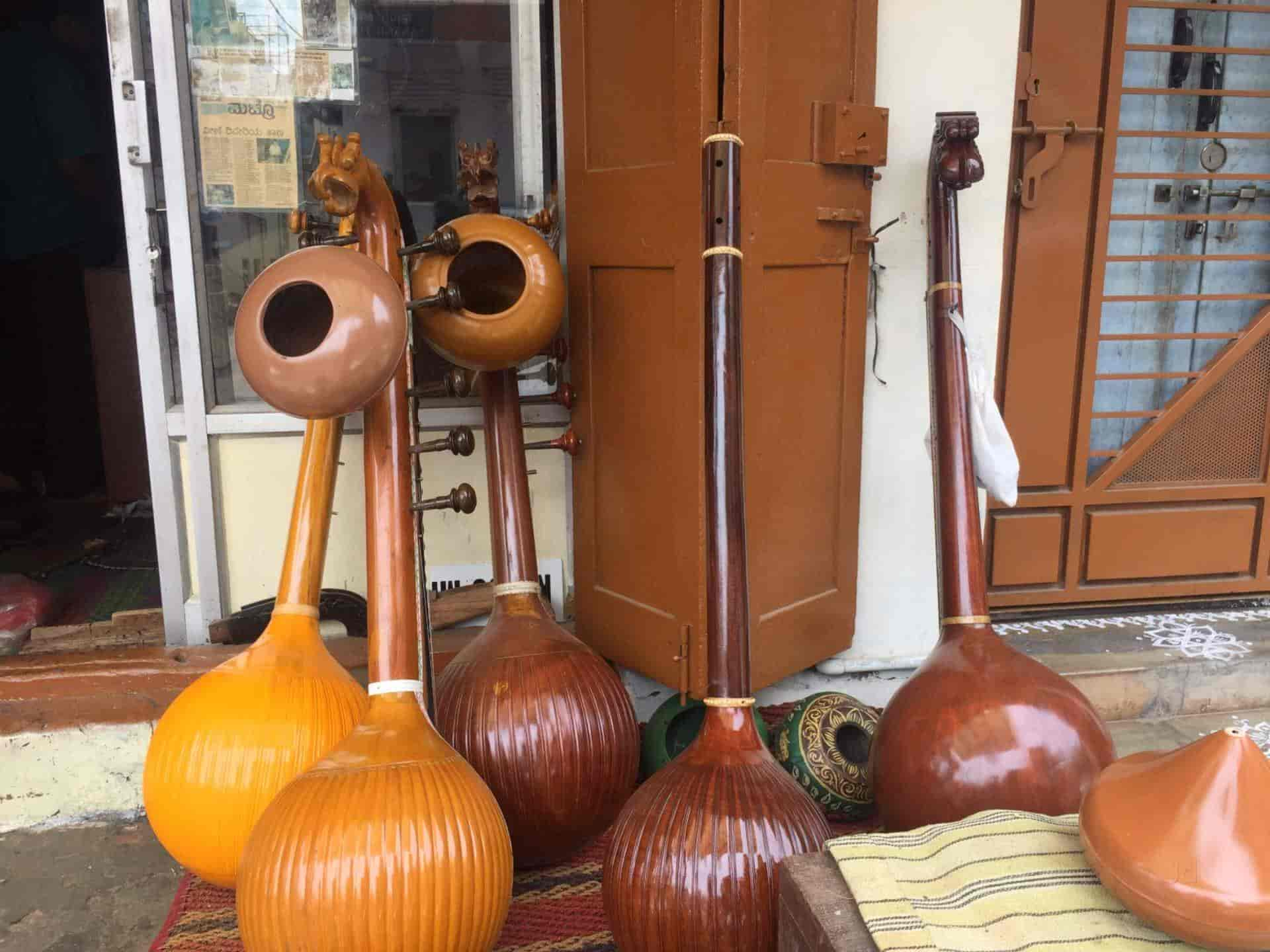 Veena Works, Basavanagudi - Musical Instrument Dealers in