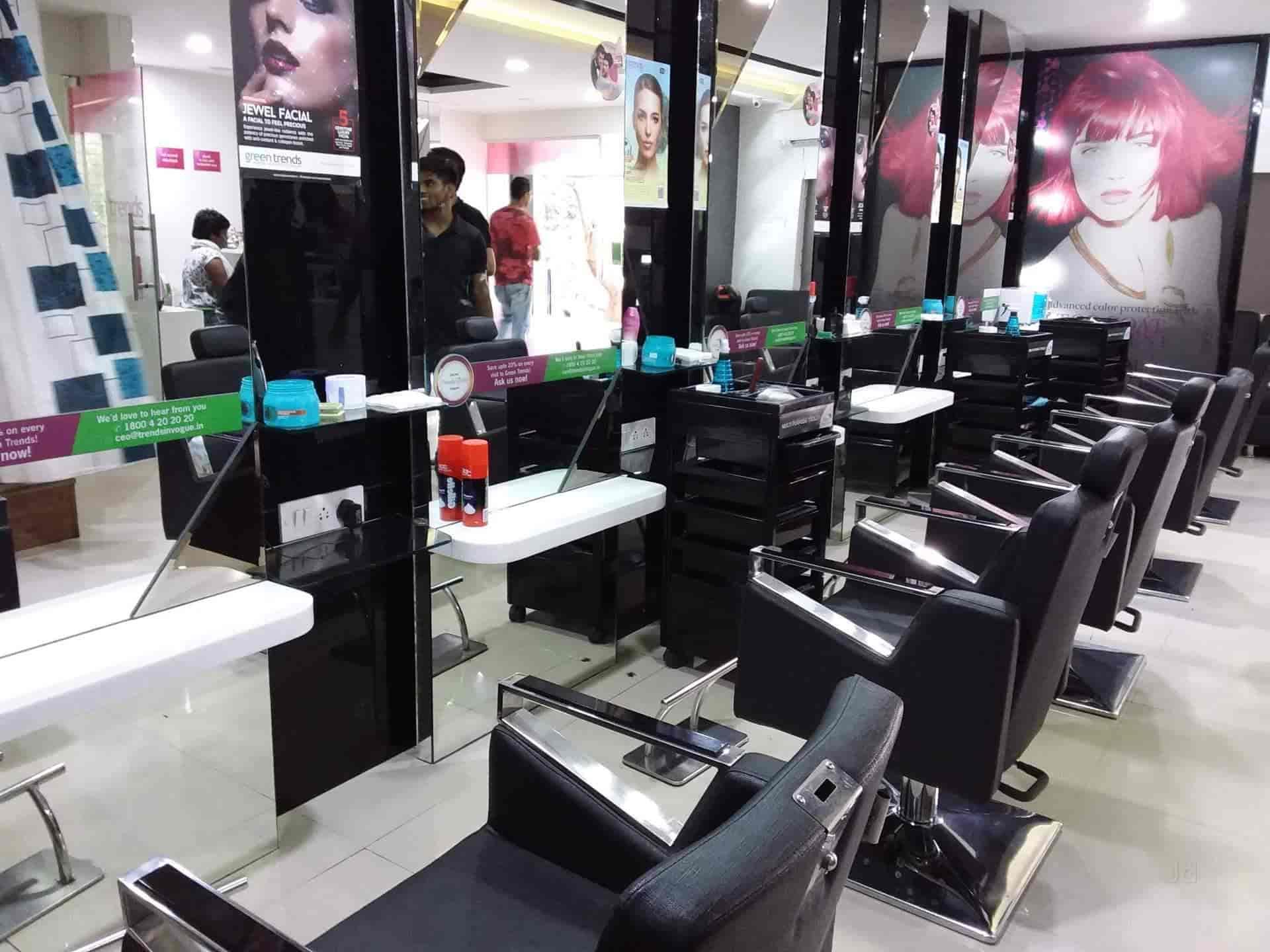 Green Trends Karthik Nagar Unisex Hair & Style Saloon