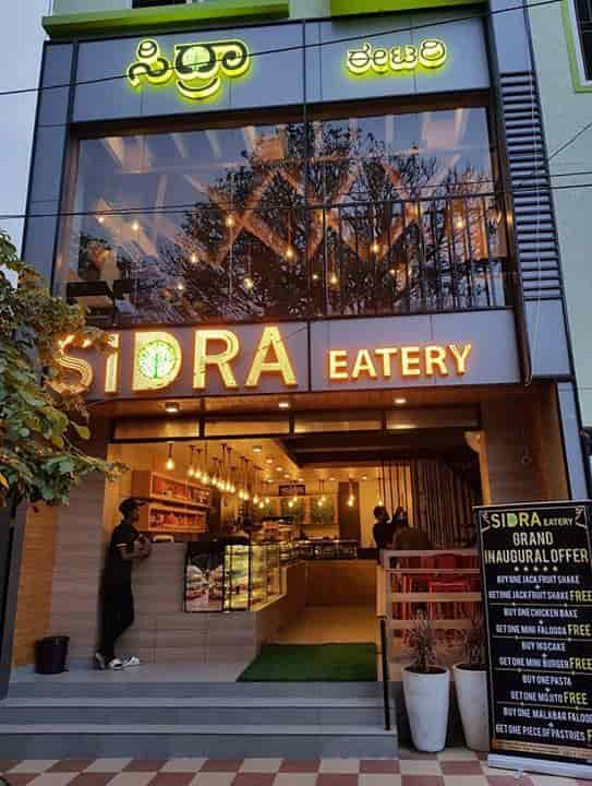 Sidra Eatery, Kammanahalli, Bangalore - Fast Food - Justdial