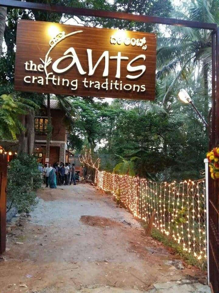 Image result for latest images of THE ANTS CAFÉ & STORE bangalore