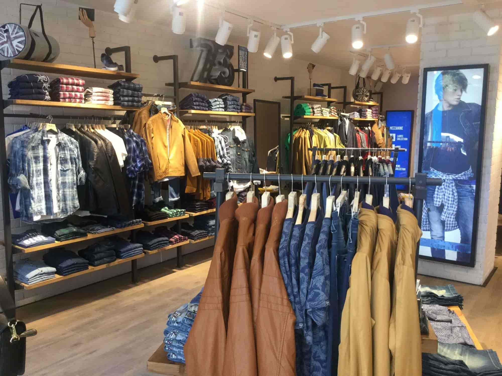 9618d7a6c Pepe Jeans, Indiranagar - Readymade Garment Retailers in Bangalore -  Justdial