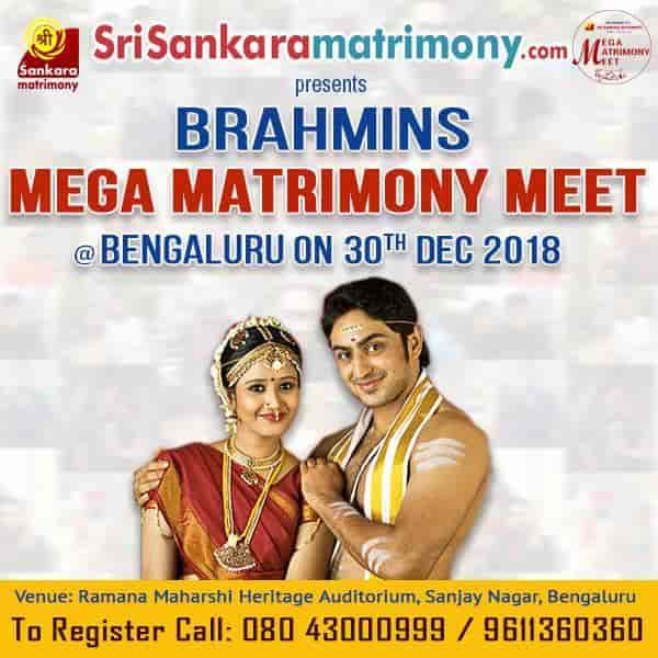 Sri Sankara Matrimony, New Bel Road - Matrimonial Bureaus in