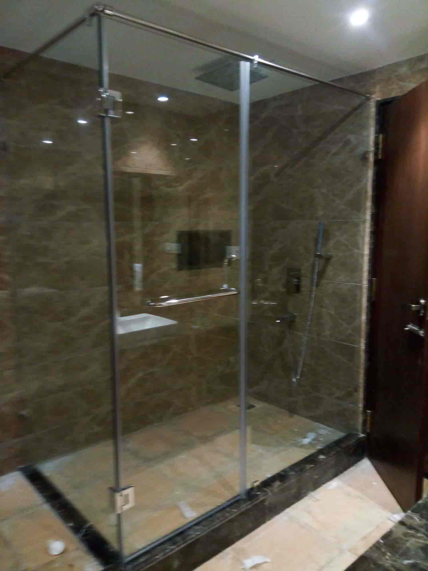 Grf Glass Work Magadi Road Shower Partition Dealers In Bangalore