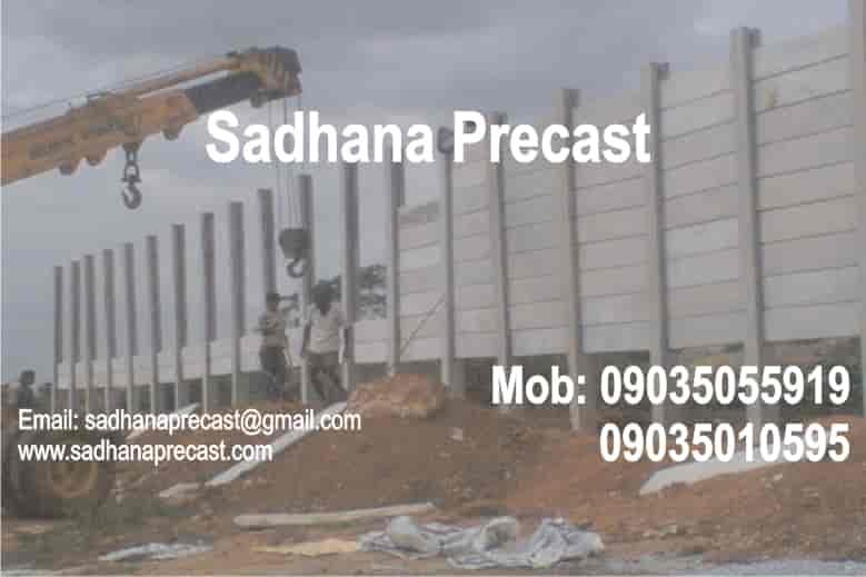 Sadhana Precast Concrete Moulds, Rajajinagar 5th Block