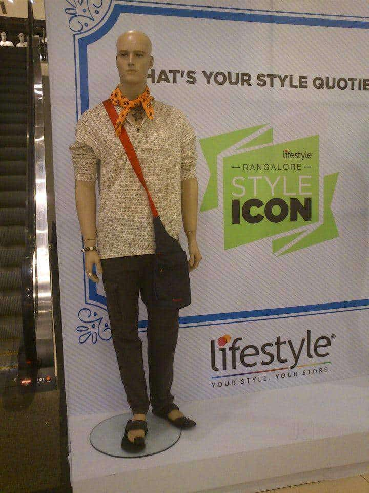 789184055fb5f4 ... Lifestyle Store (Gopalan Signature Mall) Images, Old Madras Road, ...