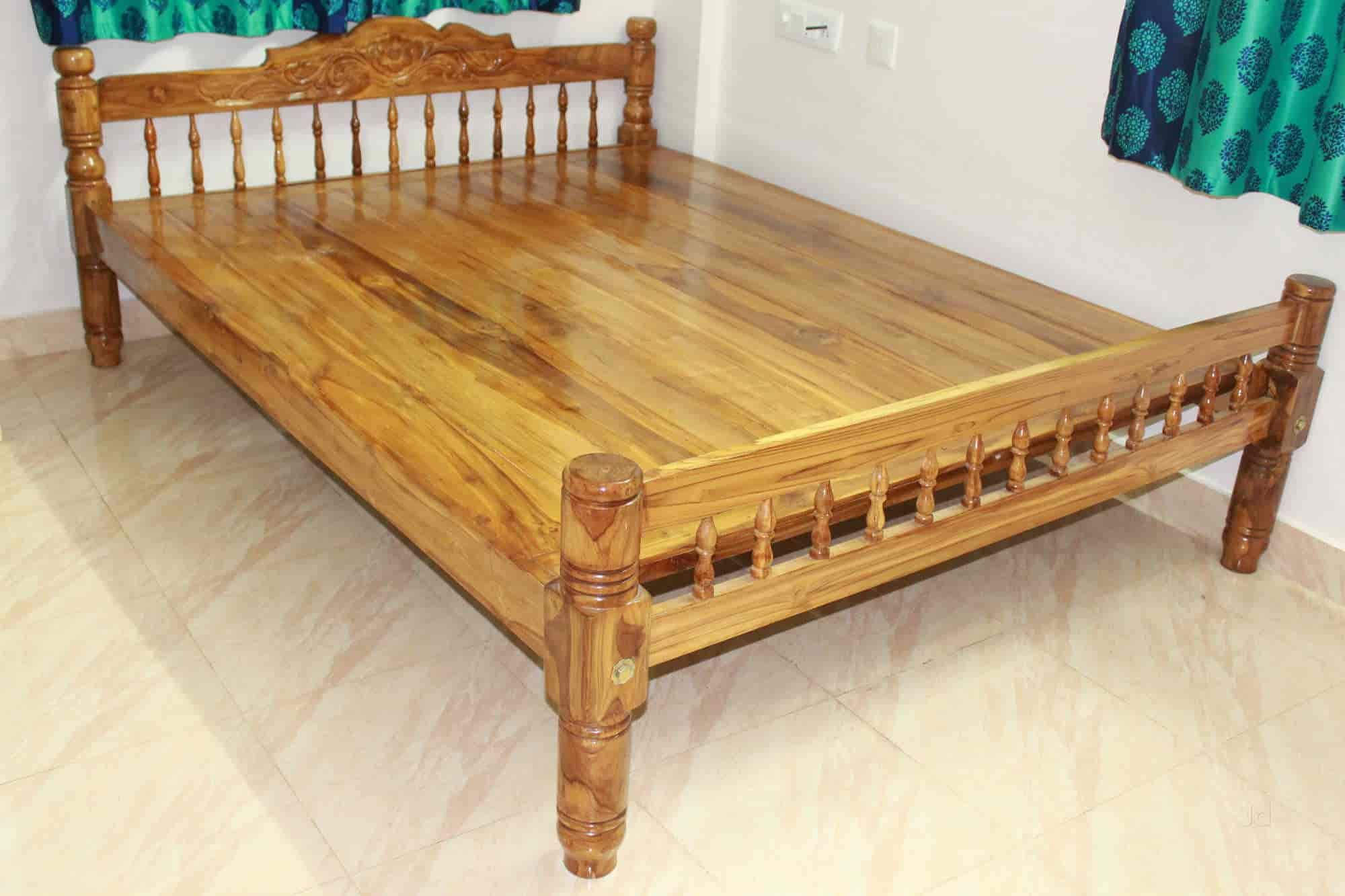 Nandanam Teak Furnitures Whitefield Teak Wood Furniture Dealers