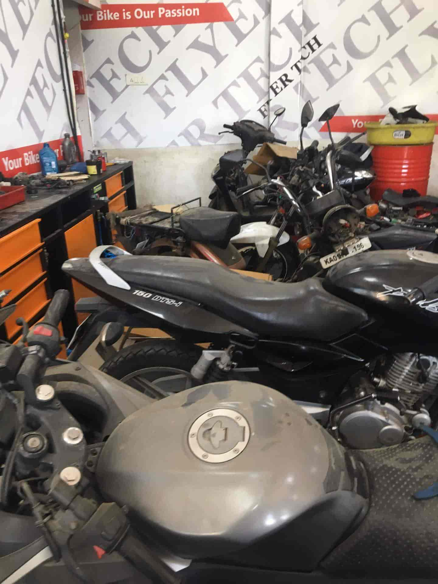 Flyer Tech Automobiles Marathahalli Motorcycle Repair Services In Bangalore Justdial