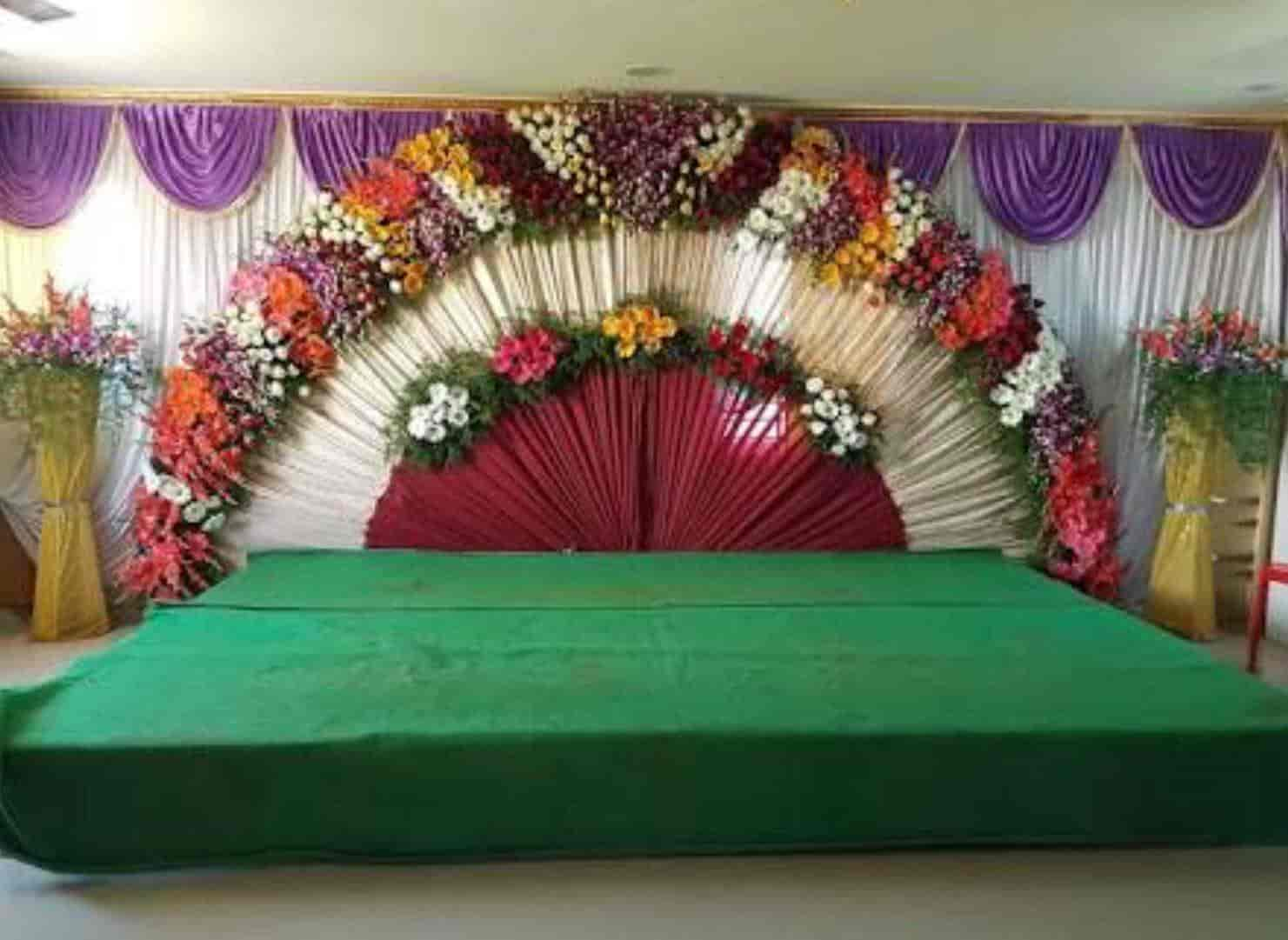 Bengali Flower Decoration Photos Madanayakana Halli Bangalore