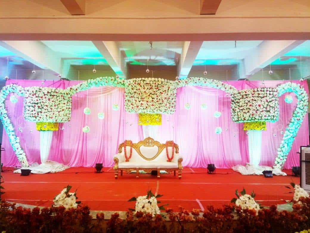 Royal Orchid Flower Decorator Kammanahalli Wedding Decorators In