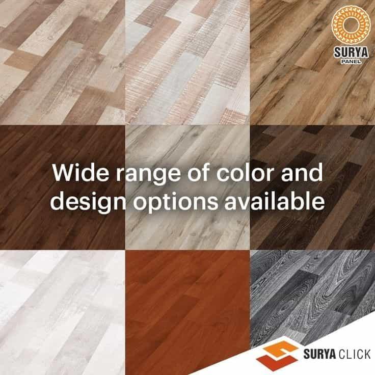 Surya Click Laminated Wooden Flooring Photos, , Bangalore- Pictures ...
