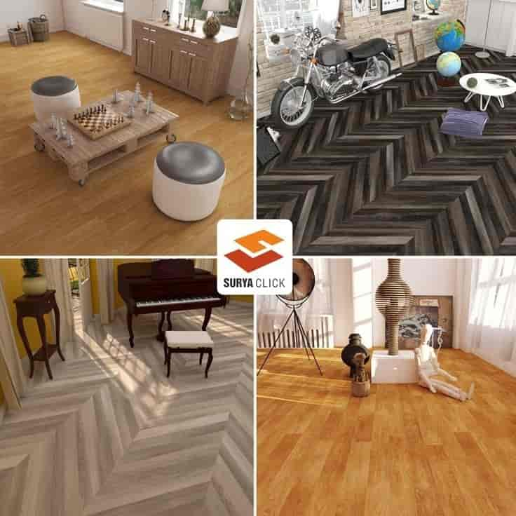 Surya Click Laminated Wooden Flooring Photos Bangalore Pictures