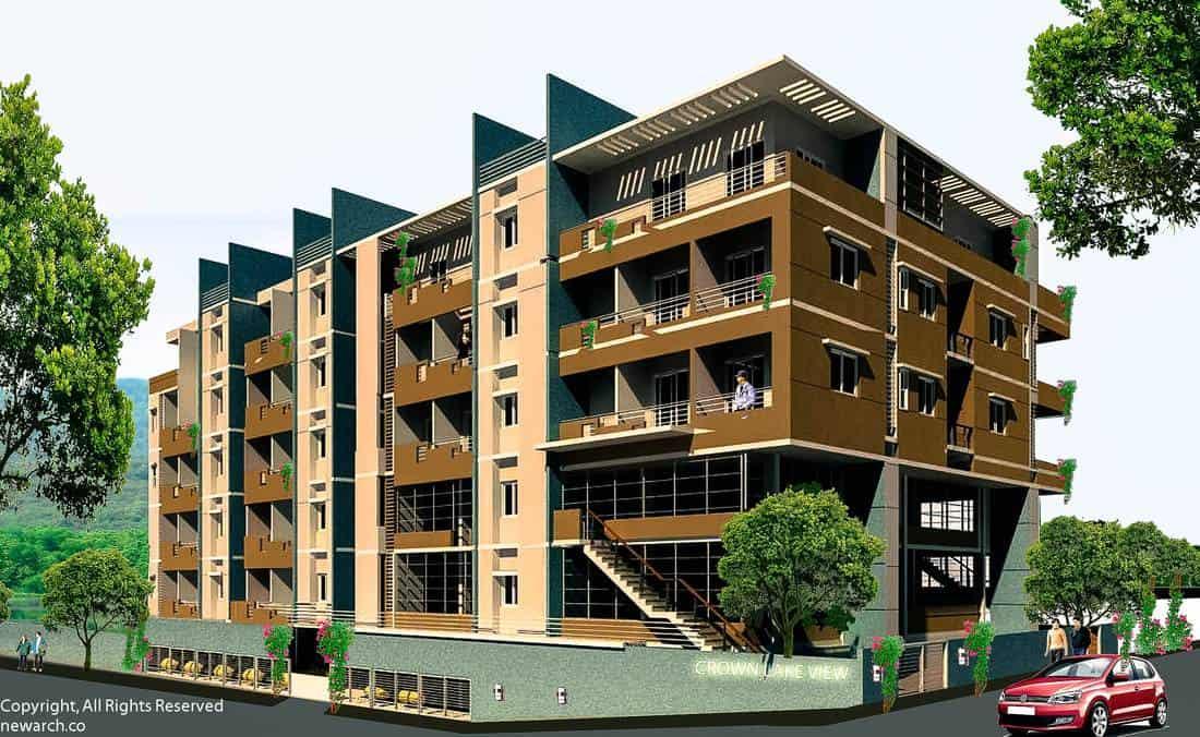 Superb ... Residency Architectural Design   New Arch Design Consultence Pvt Ltd  Photos, Garudacharpalya, ...