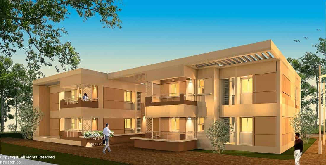 Wonderful ... Residency Architectural Design   New Arch Design Consultence Pvt Ltd  Photos, Garudacharpalya, ...