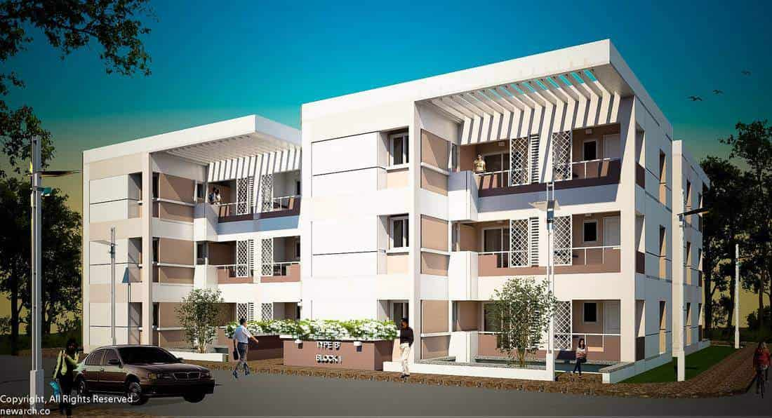 ... Residency Architectural Design   New Arch Design Consultence Pvt Ltd  Photos, Garudacharpalya, Bangalore