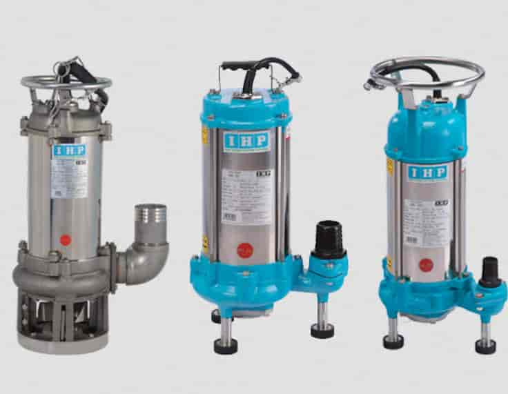 Indra Hydrotech Pumps