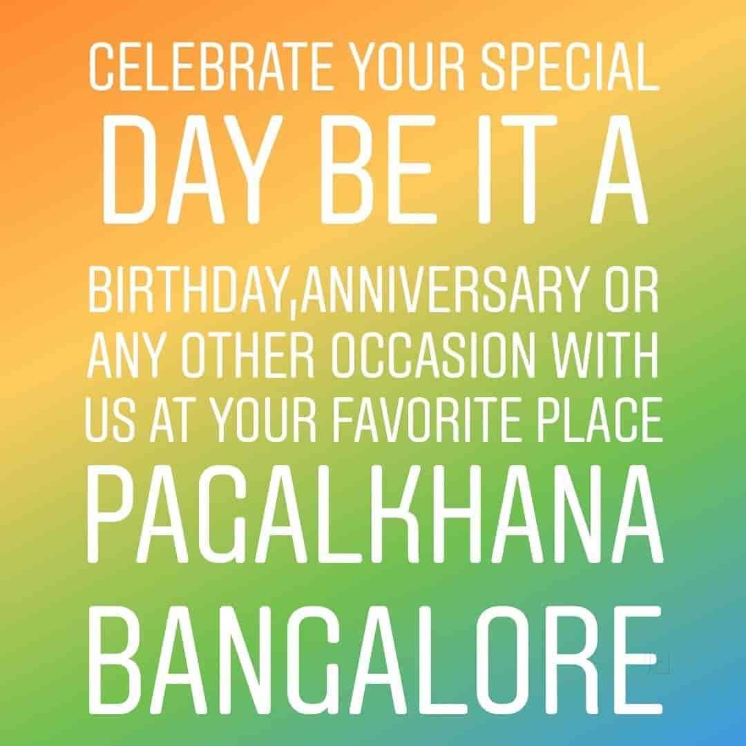 Pagalkhana, Koramangala, Bangalore - Chinese, Italian