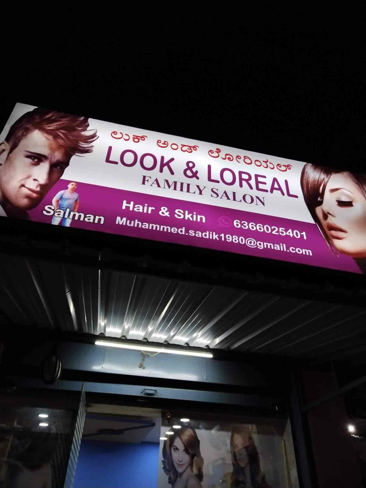 Look And Loreal, Mahadevapura - Beauty Spas in Bangalore - Justdial