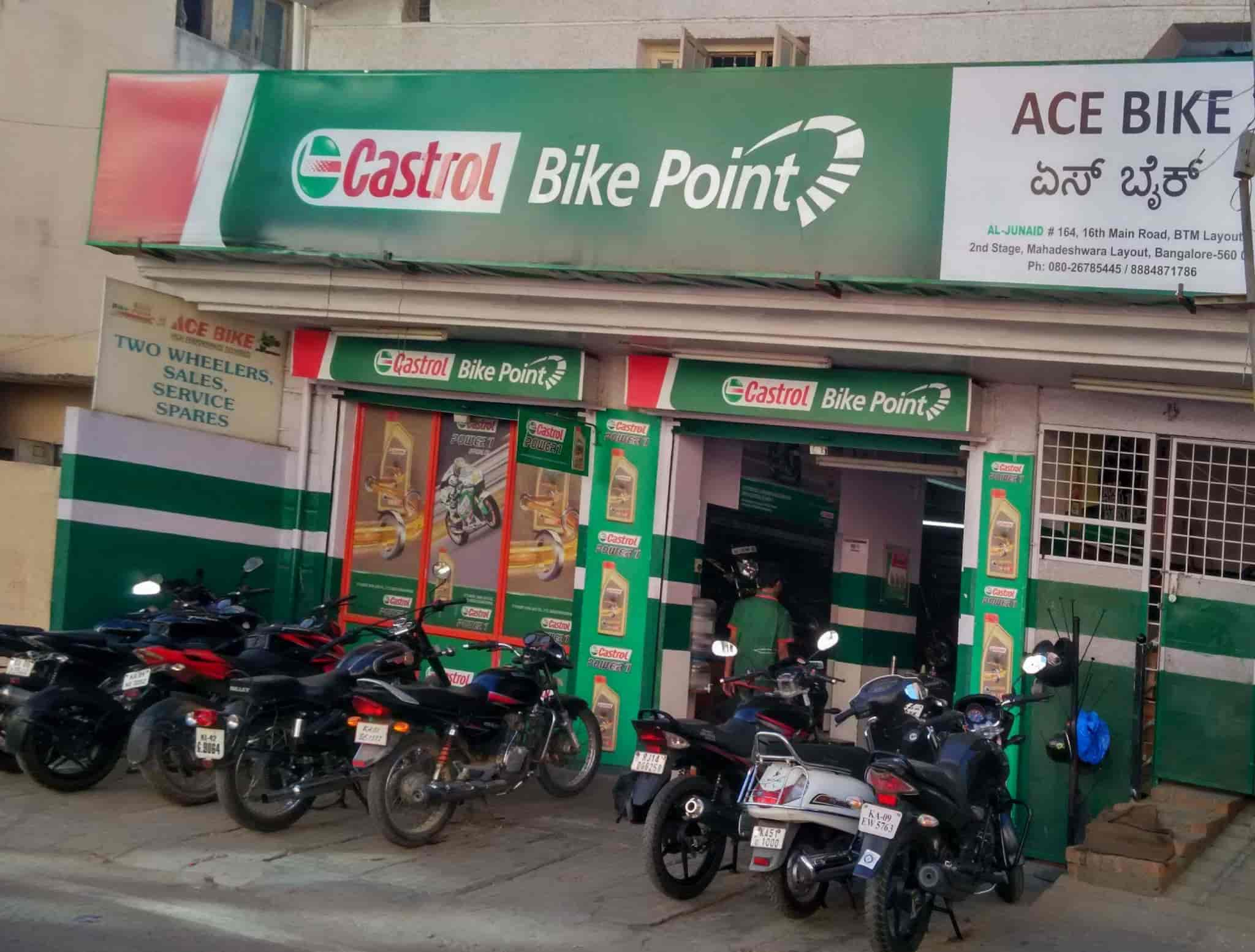 Ace Bike Btm Layout 2nd Stage Motorcycle Dealers In Bangalore Justdial