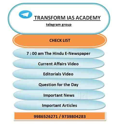 Transform Ias Academy, Kammanahalli - IAS Tutorials in