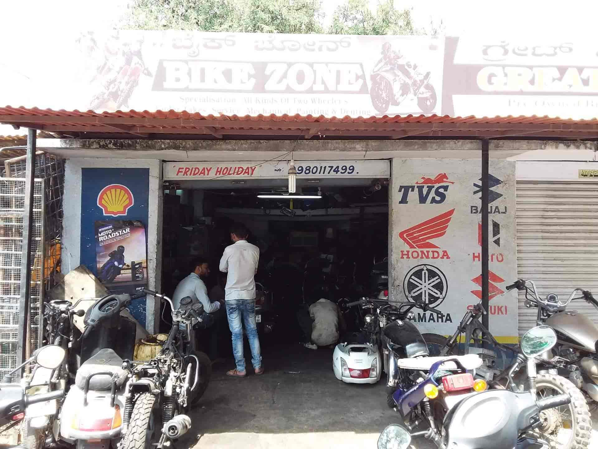 Bike Zone, Banaswadi - Motorcycle Repair & Services in