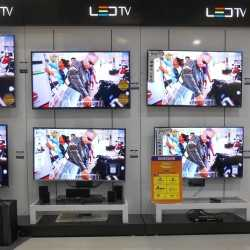 Stereo Shack (closed), Domlur - LED TV Dealers-Samsung in