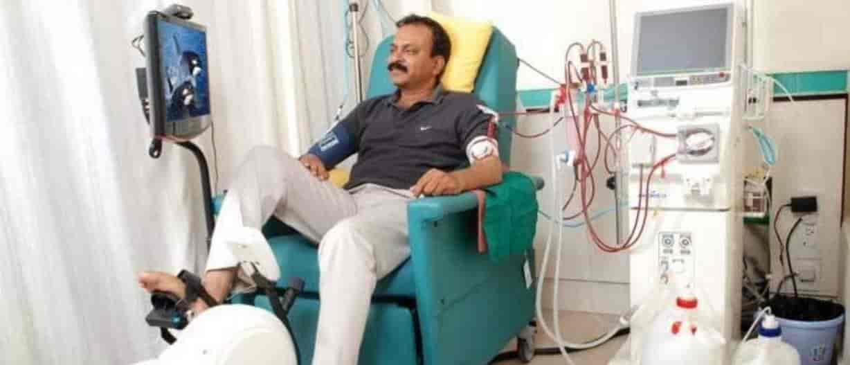 Davita Care India Pvt Ltd, Langford Town - Dialysis Centres