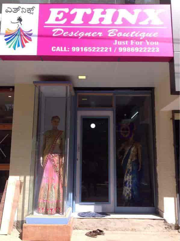 Ethnx Designer Boutique French Salon And Boutique Hrbr Layout Boutiques In Bangalore Justdial