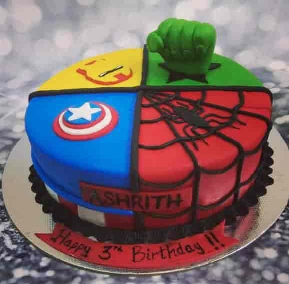 Yummy Whips By Vaishali Basaveshwara Nagar Cake Shops In