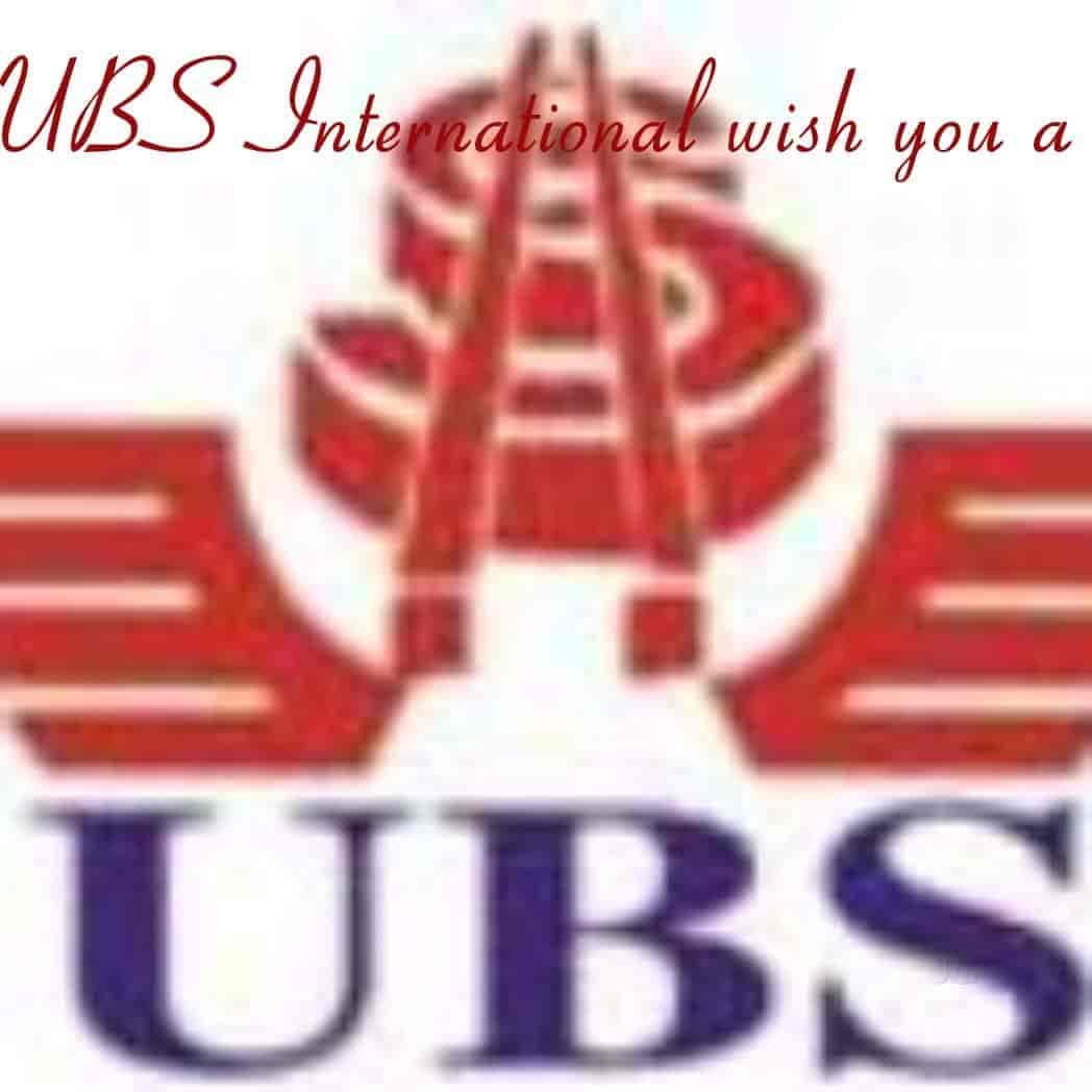 UBS Shipping And Logistics Pvt Ltd, Ramamurthy Nagar