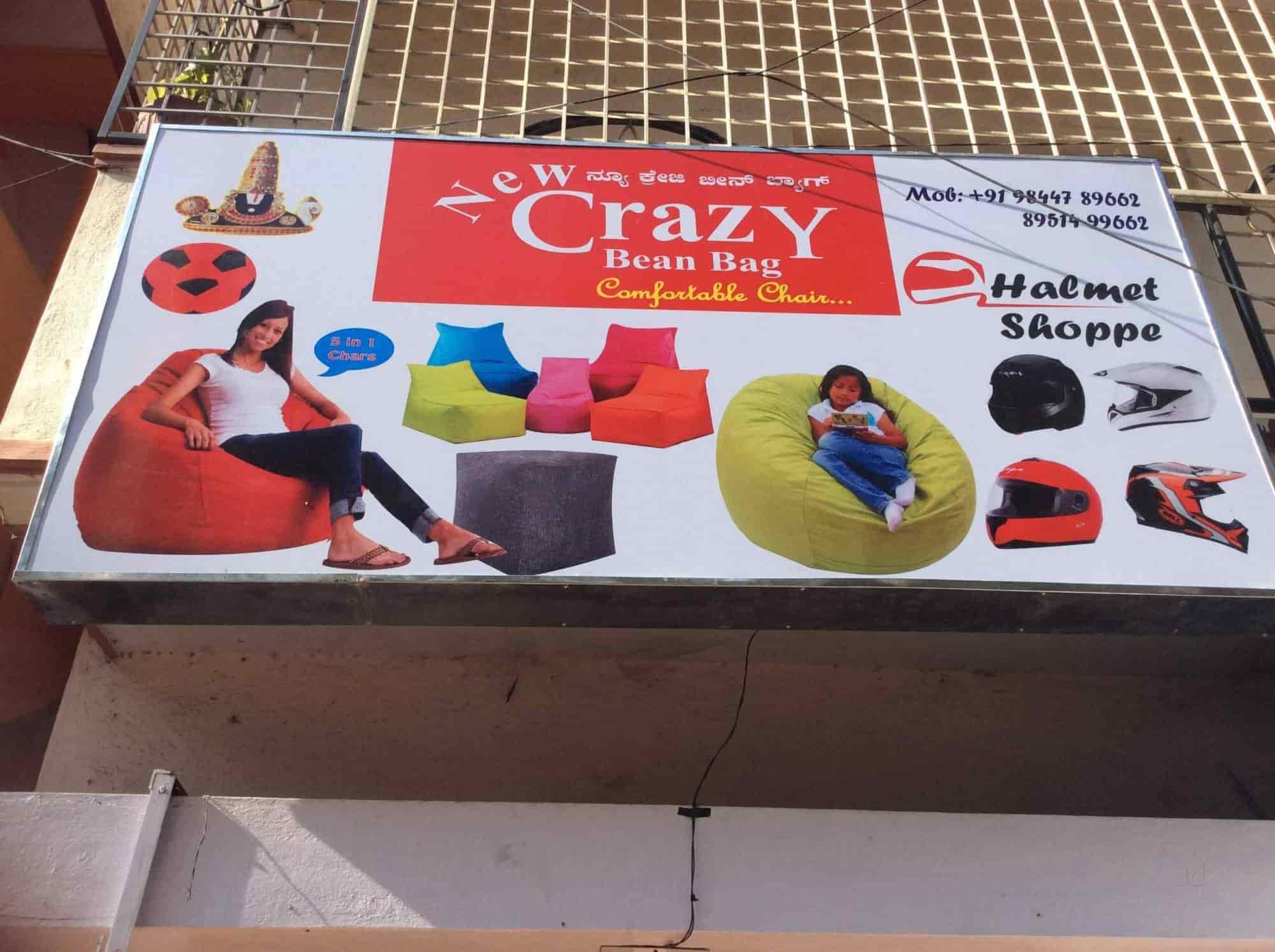 ... New Crazy Bean Bag Photos, Indiranagar, Bangalore   Bean Bag Dealers ...