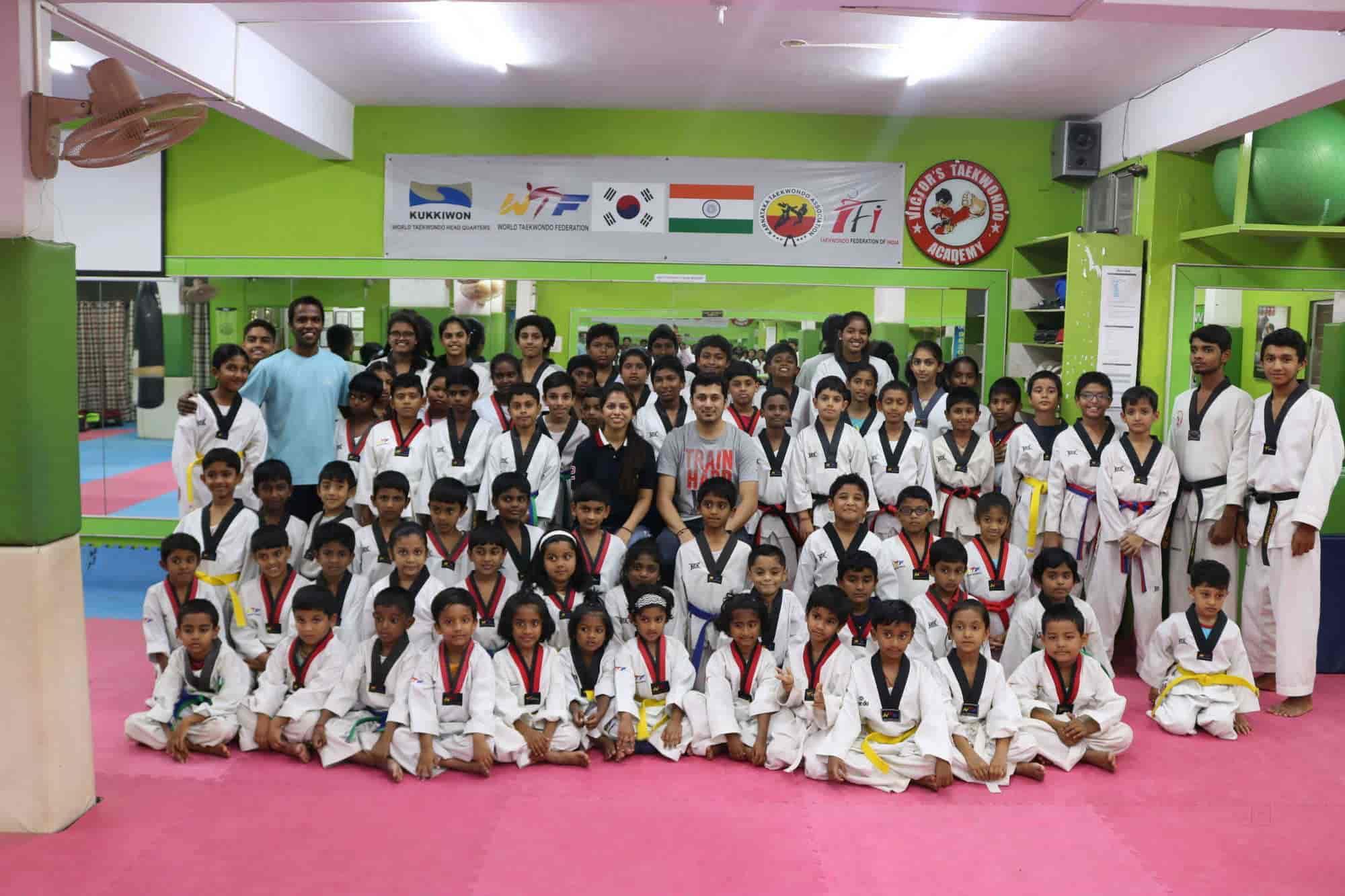 Victors Taekwondo Martial Arts Academy & Fitness Center, Horamavu