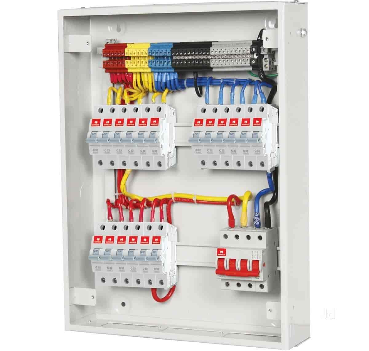 Exelent Electrical Db Dressing Images - Best Images for wiring ...